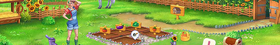 Jeux de ferme Gratuits - Staples in Farm Games