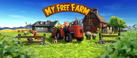 My Free Farm Is Now on GameScoops