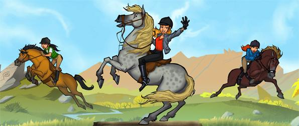 Star Stable - Enter a fabulous world of horses and adventure in the stunning 3D lands of Jorvik.