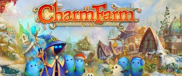 Charm Farm - The Magical Kingdom has Been Attacked, You need to Rebuild it With the Help of your Cute Shmoo.