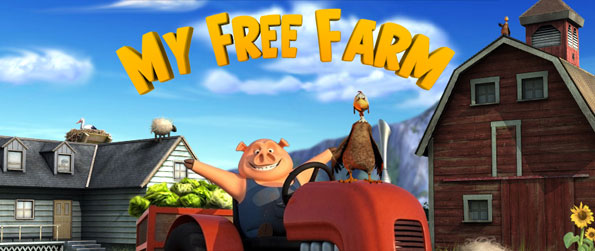 My Free Farm - My Free Farm is simple farming game developed and published by Upjers that basically simulates the simple aspect of farm life that provide a decent level of challenge and experience.