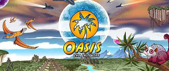 Oasis: The Last Hope - Travel to the mysterious land called Oasis and unlock the secrets surrounding the planet in this wonderful and unique farm simulation game.