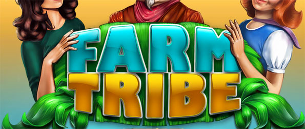 Farm Tribe - Grow your farm from a simple one to a big and productive one enough to provide for your needs.